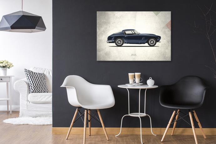 Vintage Italia Auto Art