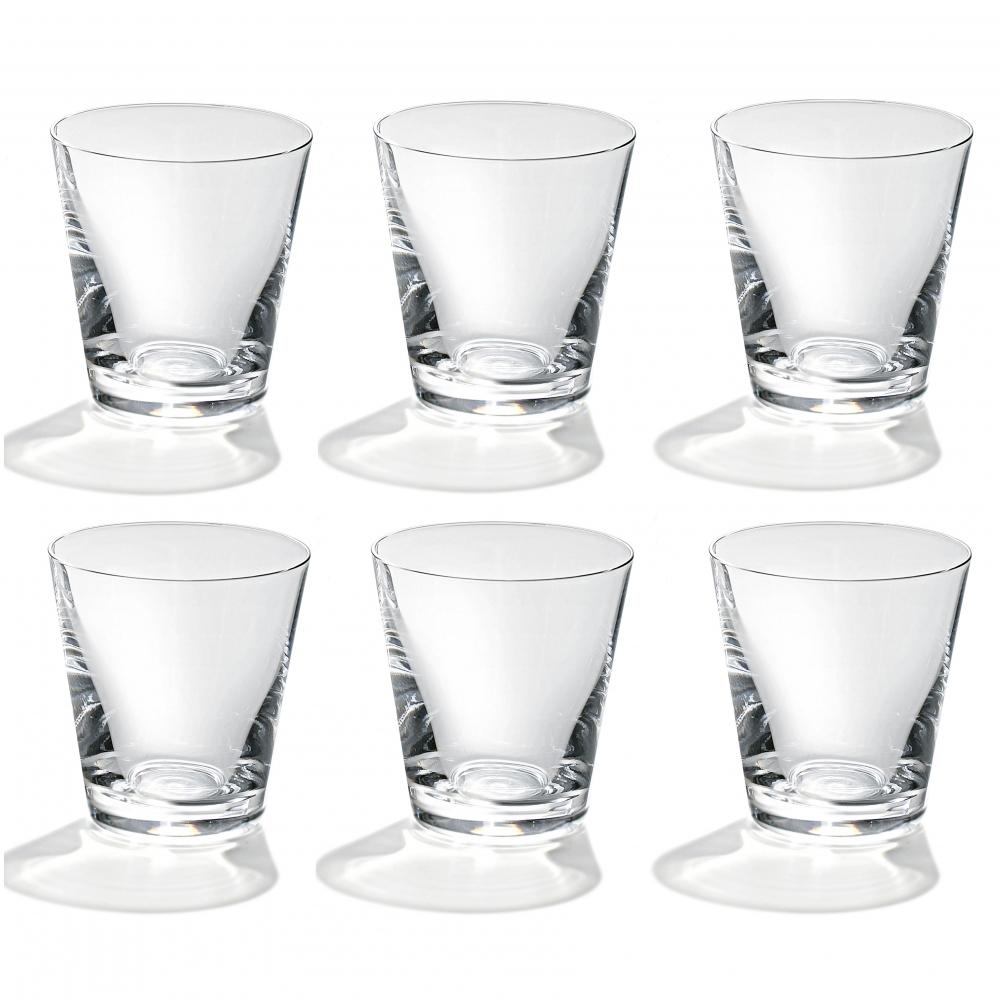 Pure, Set of 6 Glasses, Goods