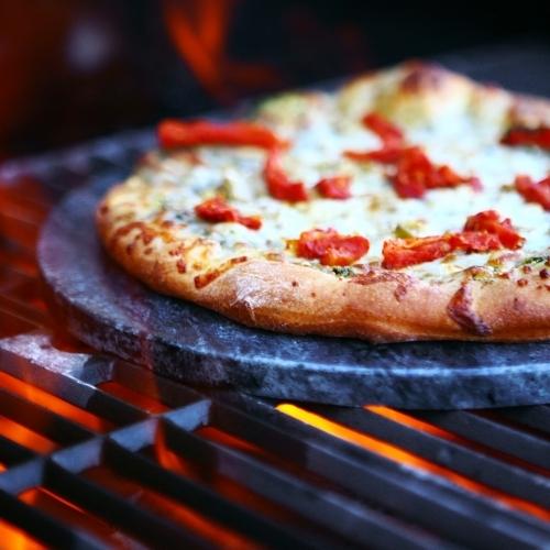 Soapstone Pizza Stone 16