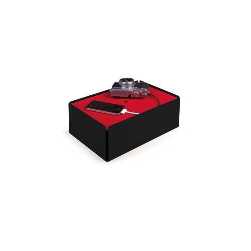 Charge-Box, Black/Red, Konstantin Slawisnki