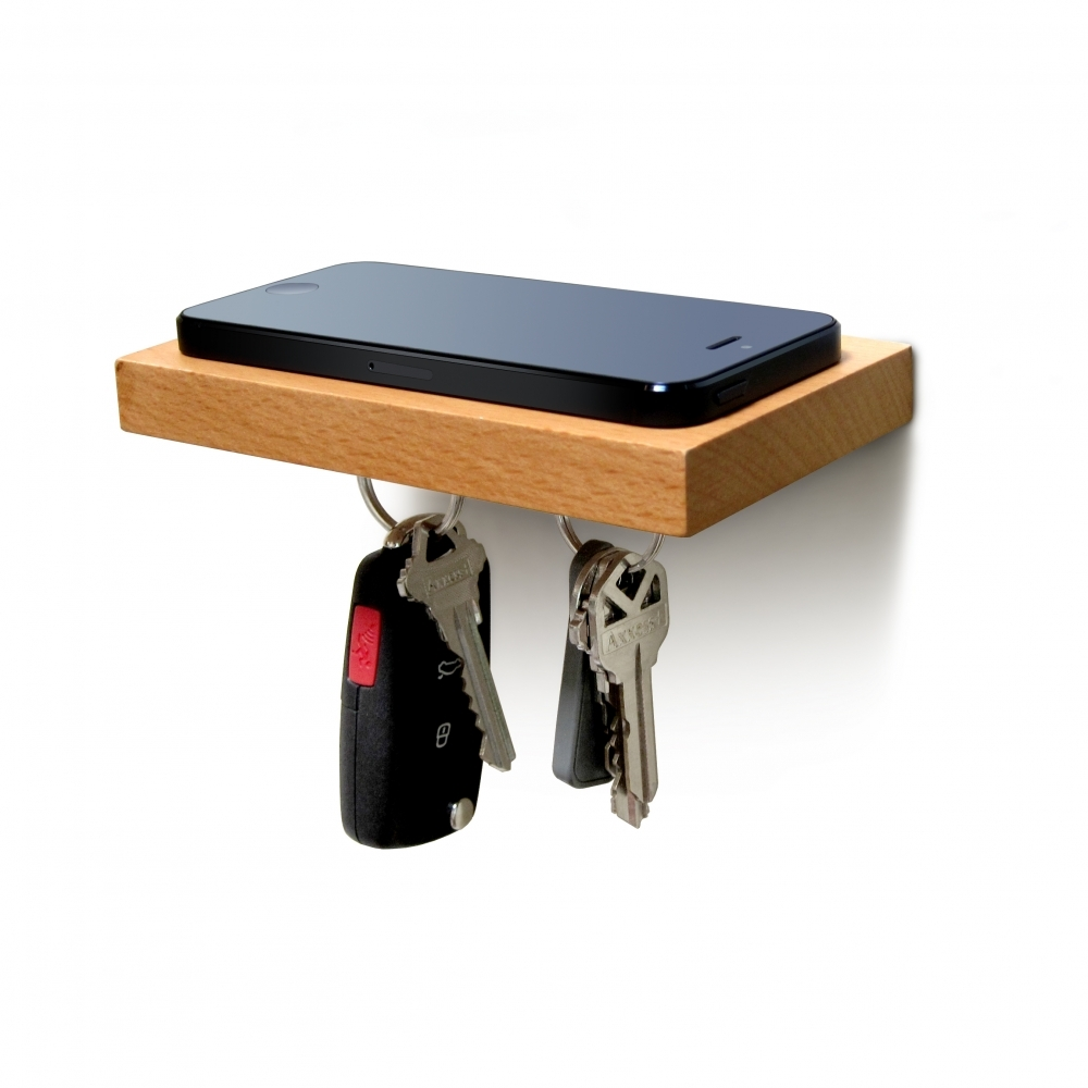 Plank    Small Floating Shelf   iLoveHandles