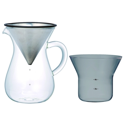 Slow Coffee Set, 600 mL