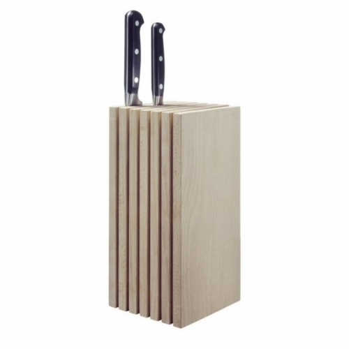 Scanwood-Knife Block