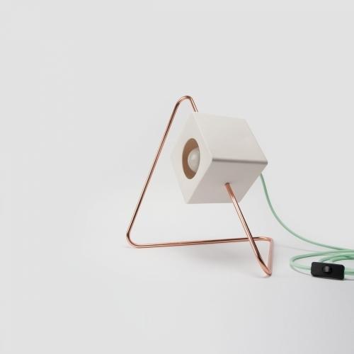Focal Point Lamp, Designlump