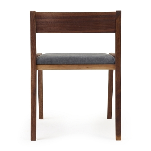 Albers Chair, Grey, Fehlo
