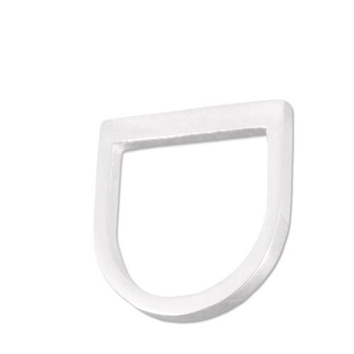 Gracilis III Women's Ring, Large-width
