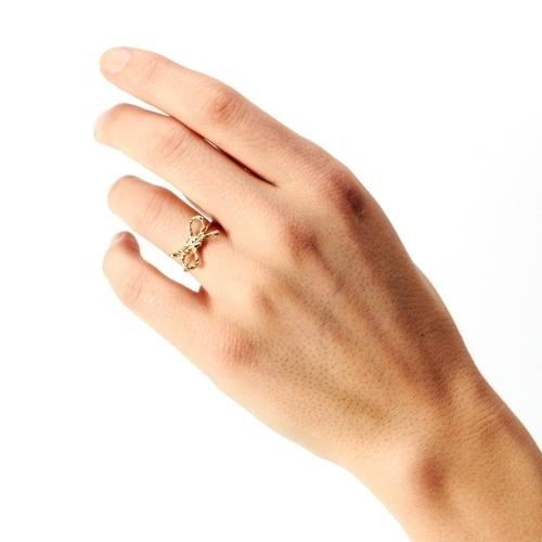 Forget Me Knot Ring, Kiel Meade