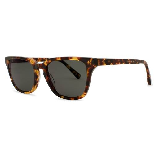 Tortoise Polarized Sunglasses   Bradfield Tortoise   Parkman
