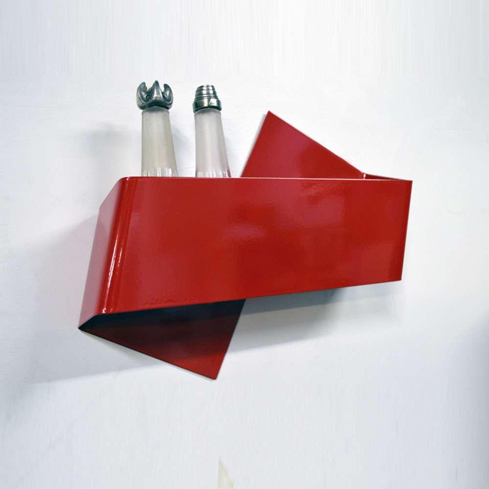 Zig Shelf, Red, Tat Chao