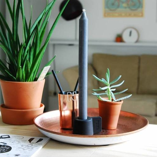 Silly Candleholder - A Smart and Playful Candleholder