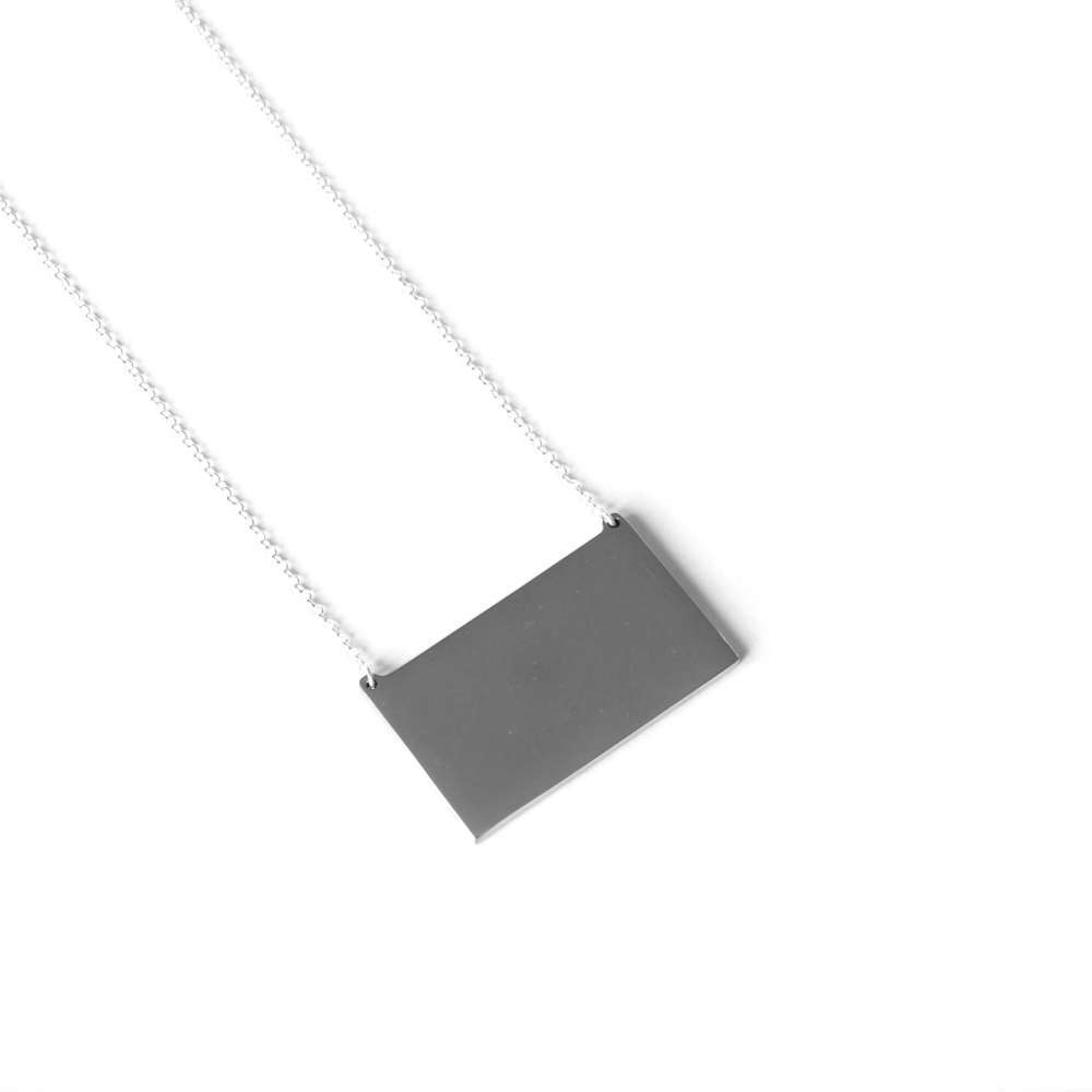 O Form-Necklace No. 1 | 1.0