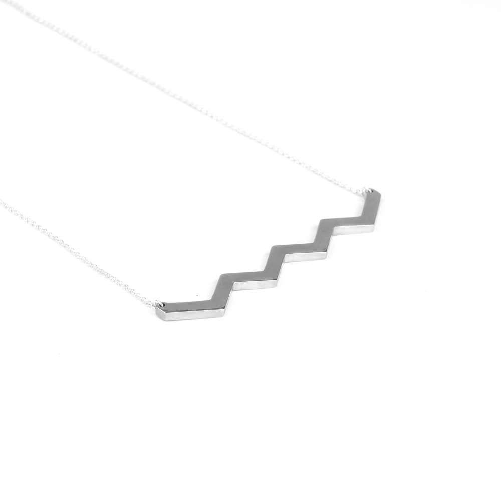 O Form-Necklace No. 12 | 1.0
