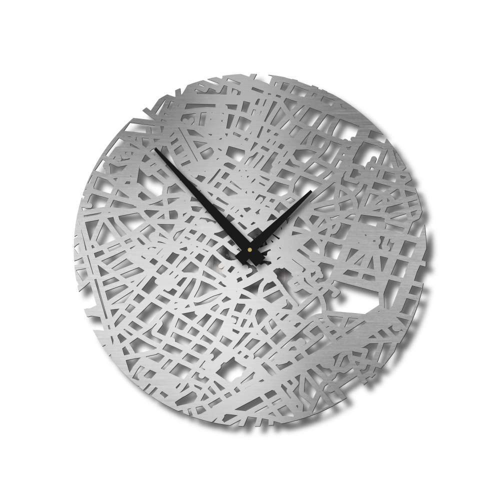 Brussels Clock  Urban Story | Design Timepieces | Wall Clock