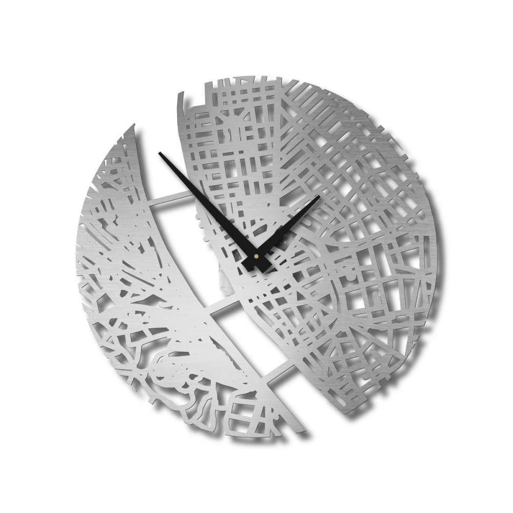 Budapest Clock   Urban Story   Wall Clock