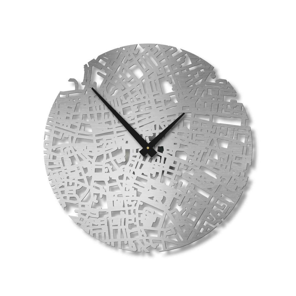 Dublin Clock | Urban Story | Design Timepieces | Wall Clock