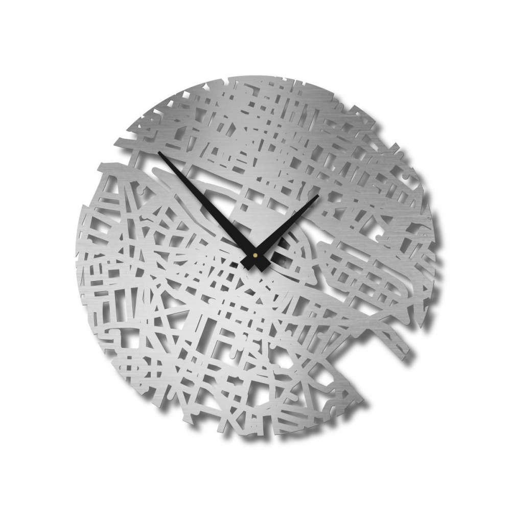 Paris Clock   Urban Story   Design Timepieces   Wall Clocks