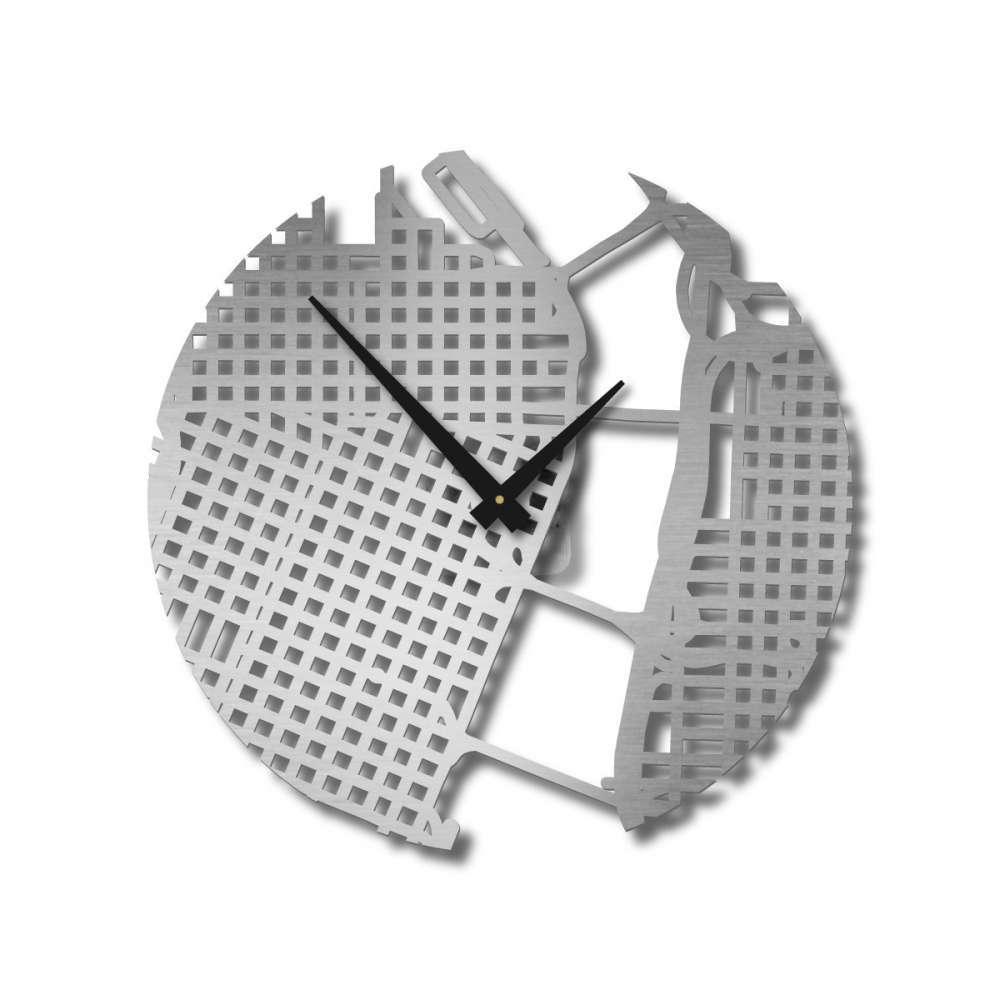 Wall Clocks   Portland Clock   Map Clocks   Urban Story