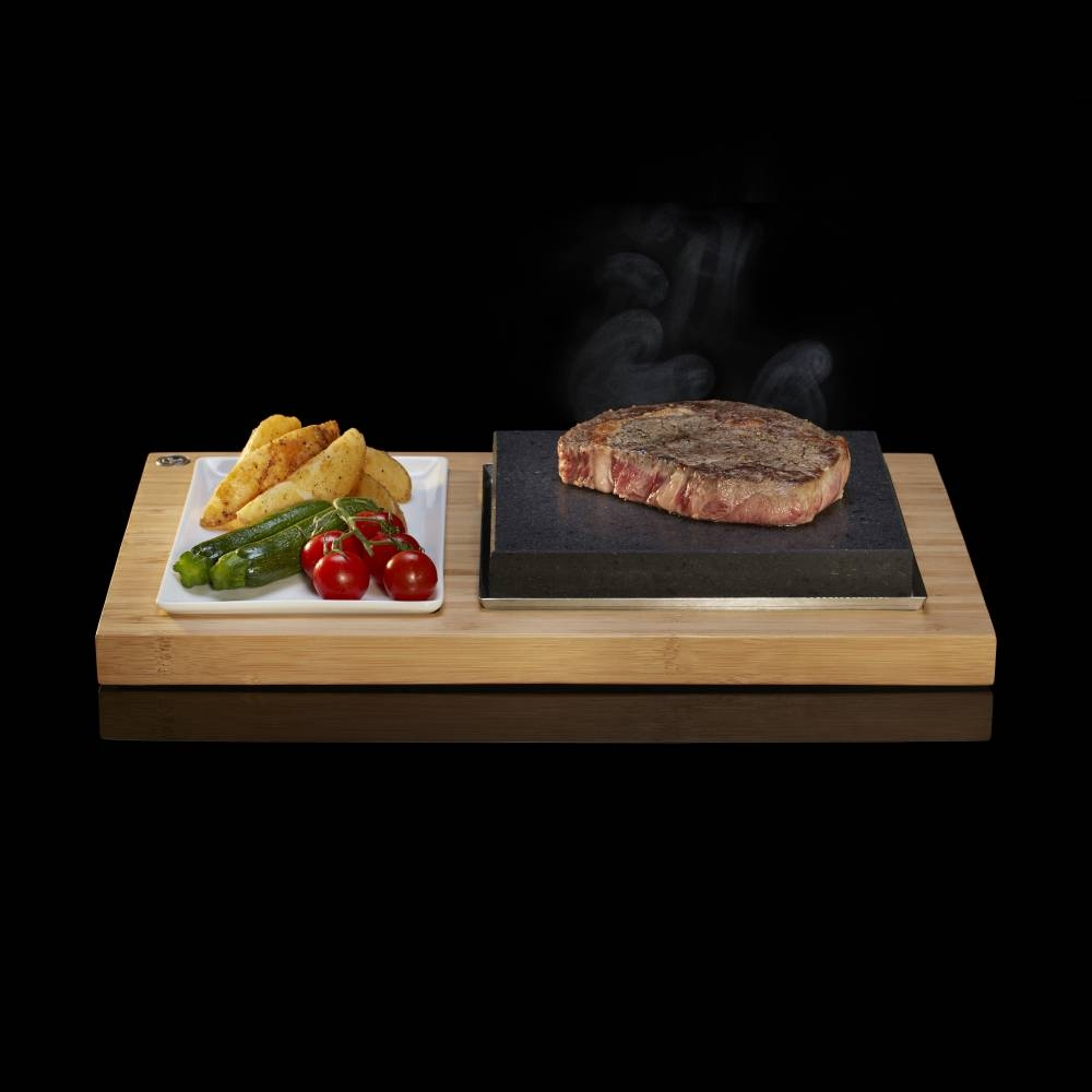 Sizzling Steak Plate - A Fresh, Fun and Healthy Way to Cook