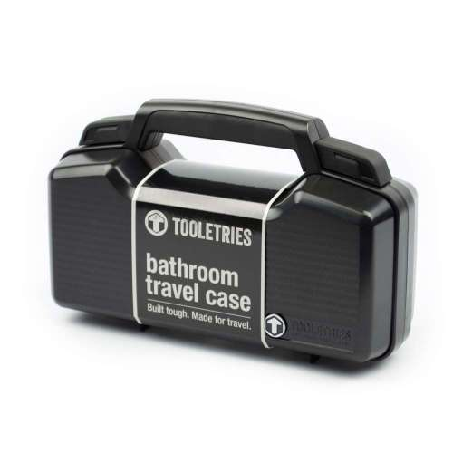 Tooletries Toiletry Bag - A Bag Built Tough to Protect Your Toiletries and Clothes