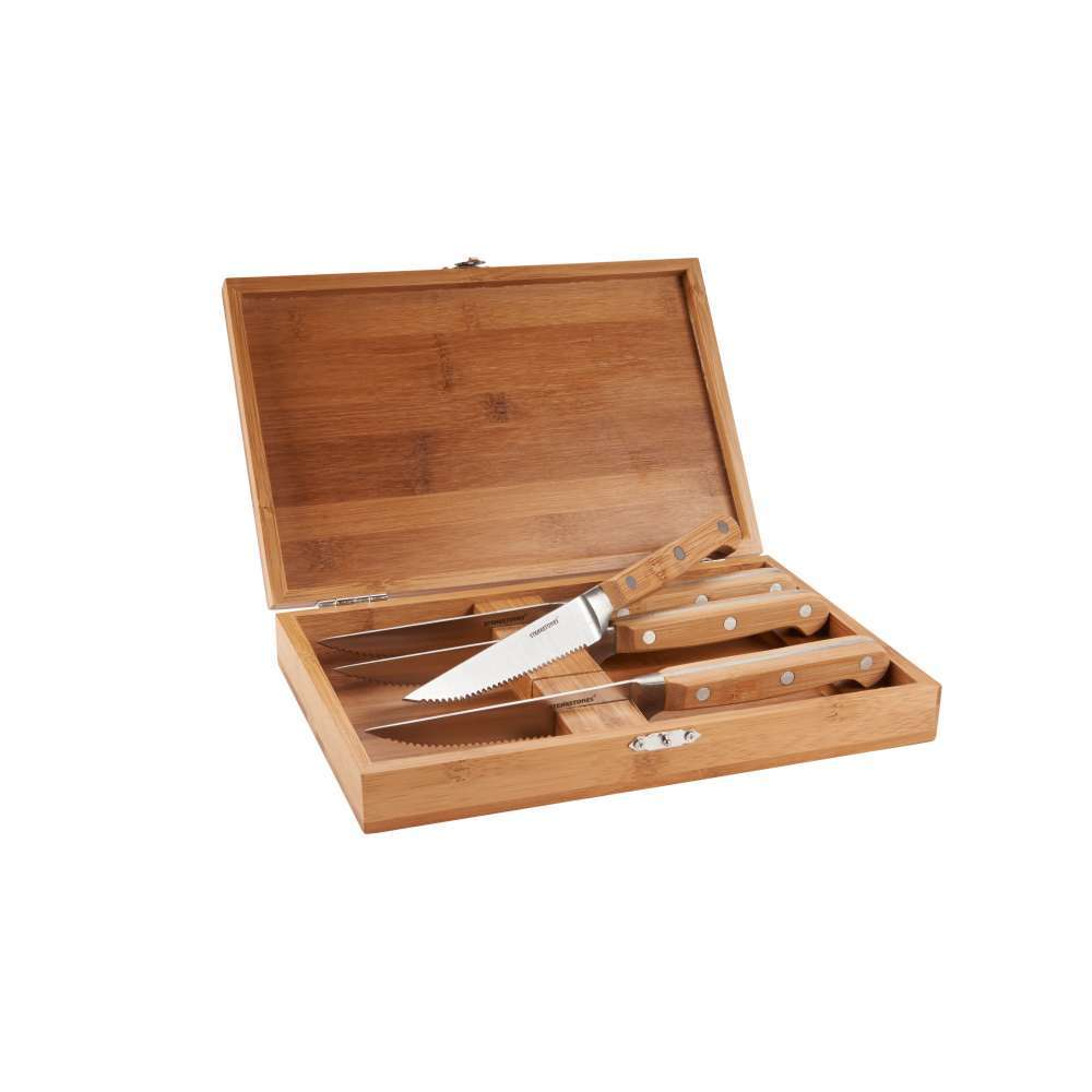Steak Knives, Set of 4 - The Perfect Gift for Any Steak Lover