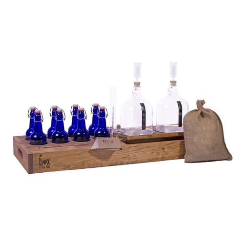 Home-Brew Beer Kit | Double Barrel