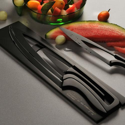 Meeting Knife Set of 4 | Deglon | Stainless Steel Knife Set