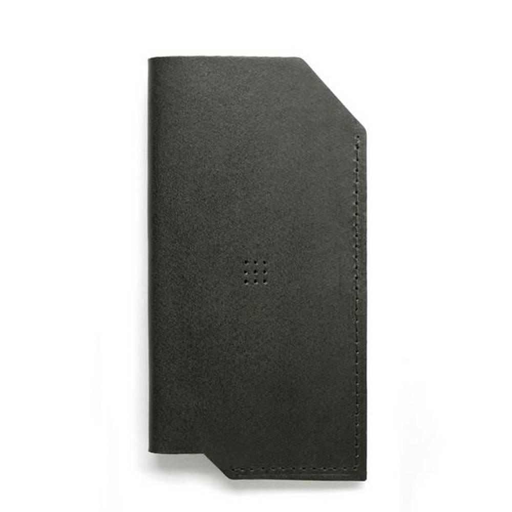 501 iPhone 6/6 PLUS Sleeve, Charcoal - Leather iPhone Sleeve