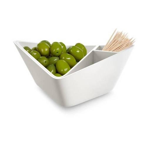 Nut + Olive Bowl