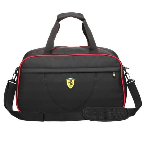 Large Travelers Duffel Bag - Ferrari