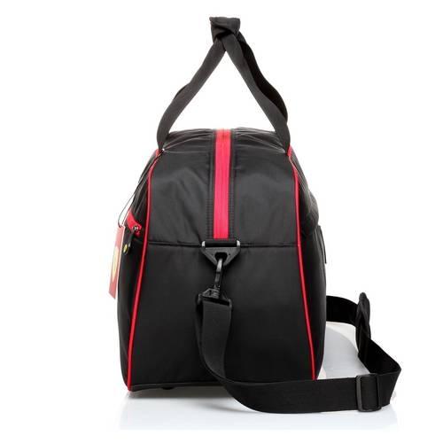 Large Travelers Duffel Bag - Ferrari