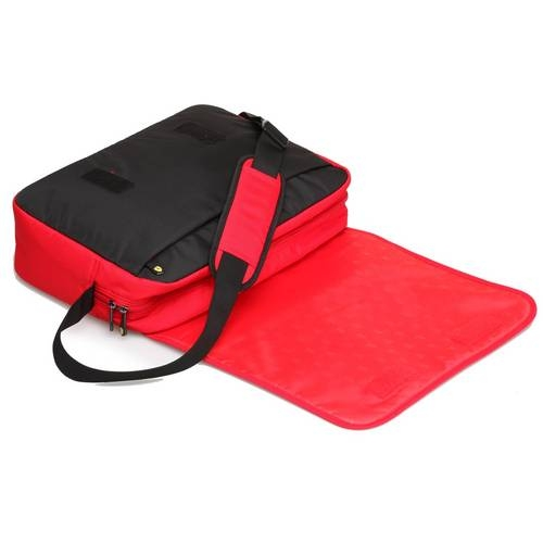 Red Active Messenger Bag - Ferrari