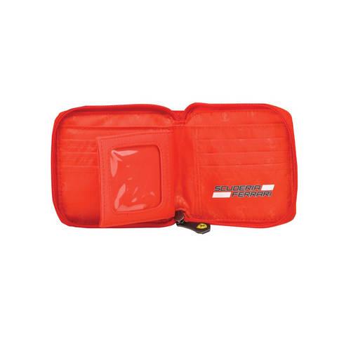 Red Wallet - Ferrari
