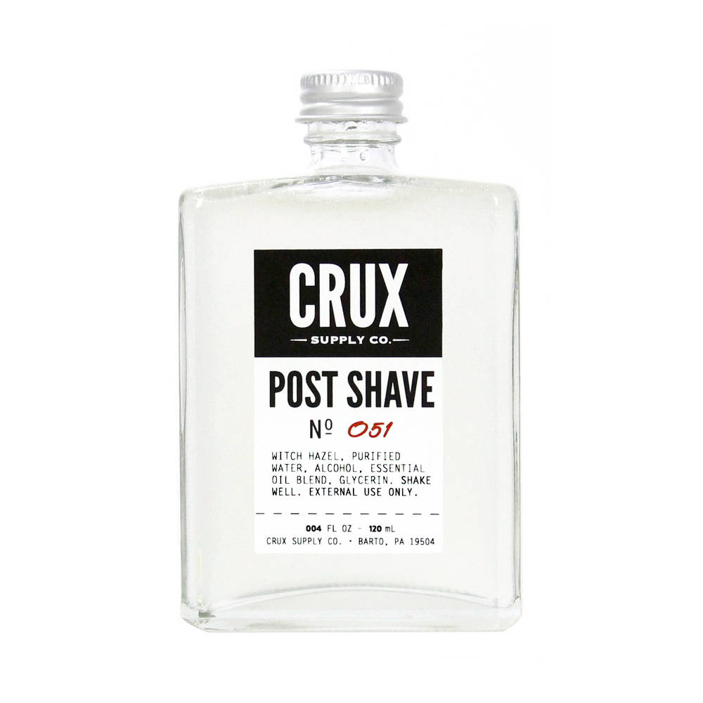Post-Shave Tonic   Crux Grooming