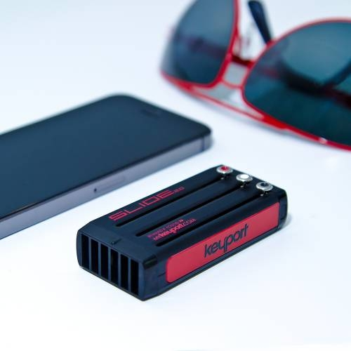 Keyport Slide 2.0 Pro 8 Plus Bundle - Infusing Utility with Style