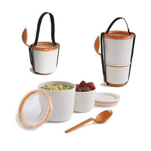 Lunch Pot - Better Functionality than your Standard Food Container