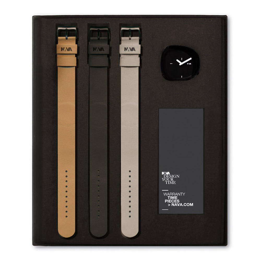 Stone Watch Gift Set - Nava Design