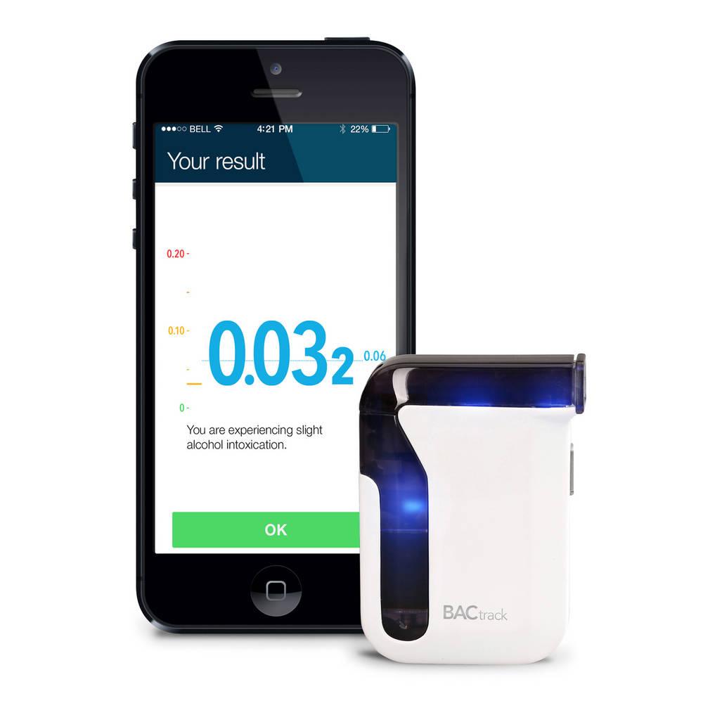 Mobile Pro Smartphone Breathalyzer | BACtrack