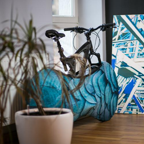 Feathers Bicycle Cover | Velo Sock