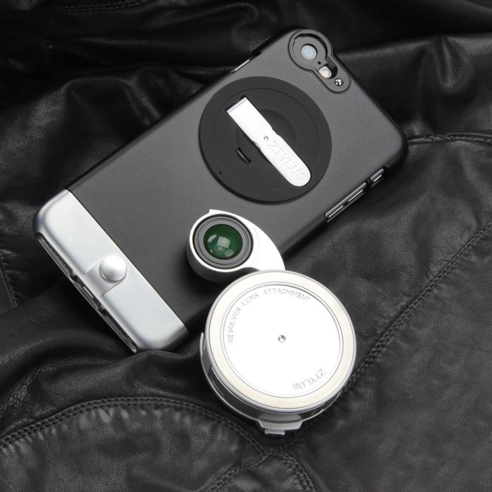 Metal Series Case and Camera Kit for iPhone 6/s Plus |Ztylus