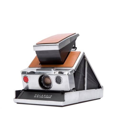 Polaroid SX70 Original Camera