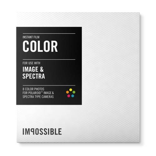 Image Spectra Color Film - Imposible Project