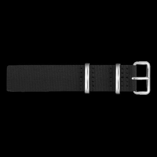 Silver Line Watch, Black - Paul Hewitt