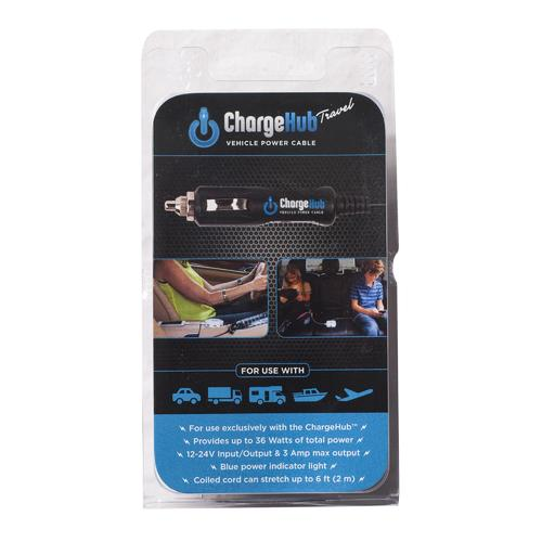 Vehicle Power Cable | ChargeHub