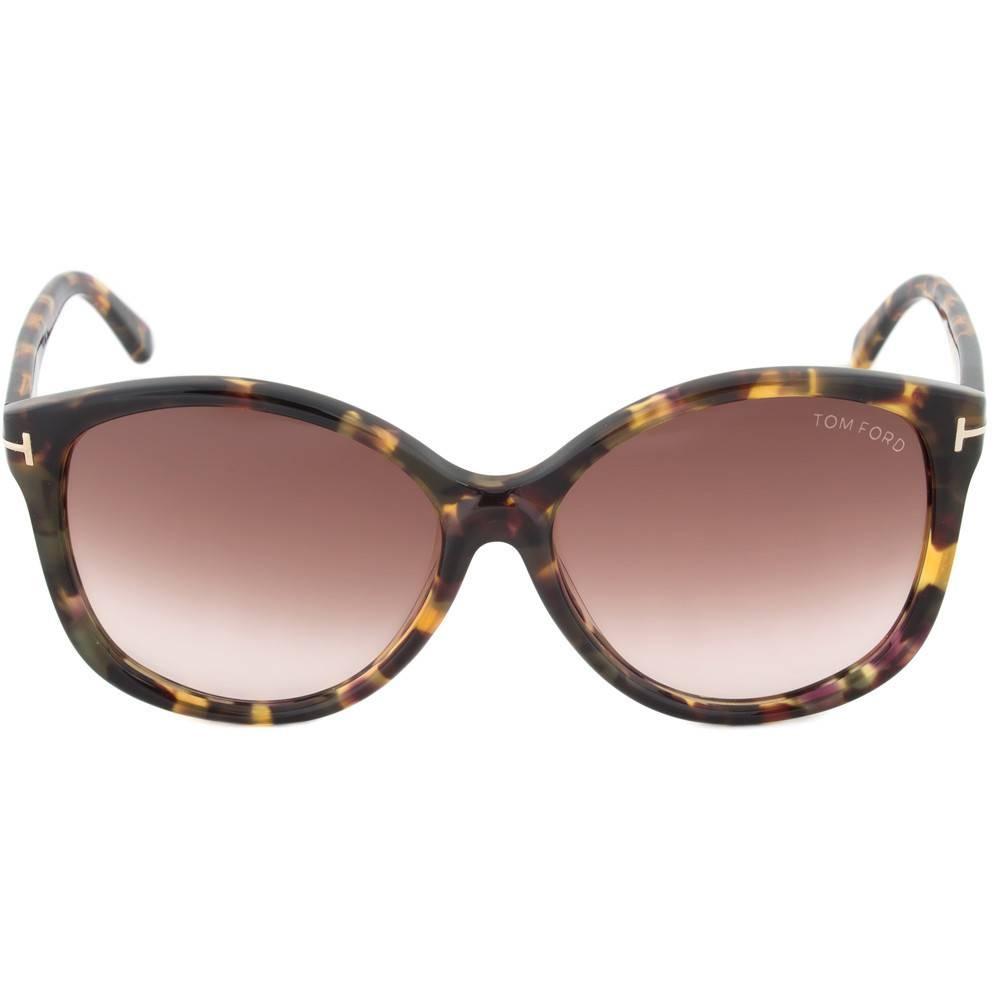 Tom Ford FT0275 56B Alicia Cateye Sunglasses