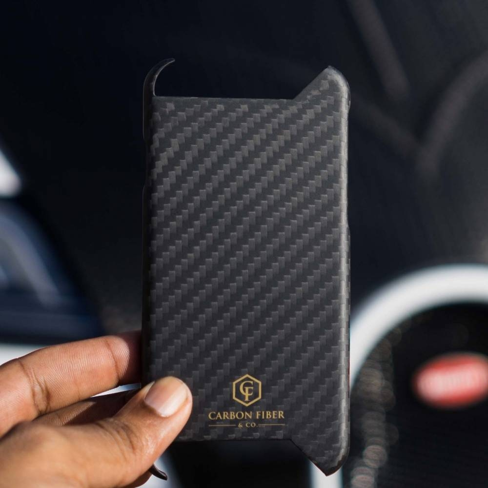 Carbon Fiber iPhone 6 Plus /6S Plus Case - Matte