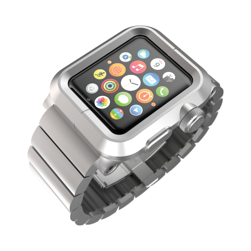 EPIK ALUMINUM for Apple Watch, Silver
