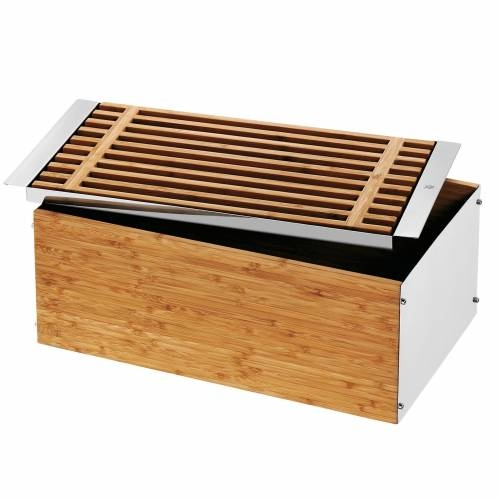 Bread Bin with Chopping Board