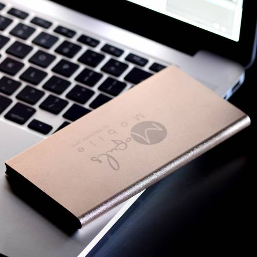The Moguls Mobile Gold or Platinum 8K 8,000mAh charger