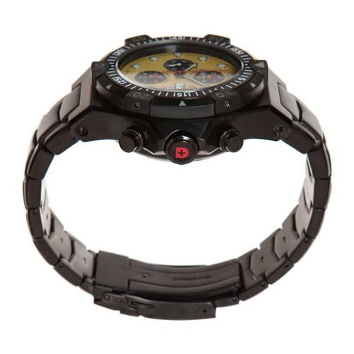 Swiss Military Watches - CONGER NERO AUTO, Yellow