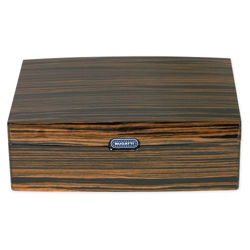 Limited Edition 100-stick Humidor, Macassar